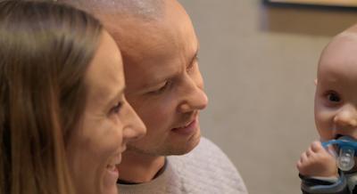 Livet med sclerose som nybagte forældre