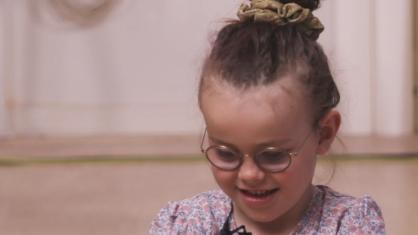 Børn med briller
