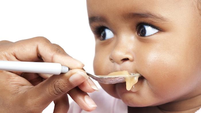 Babymad: Kom godt i gang